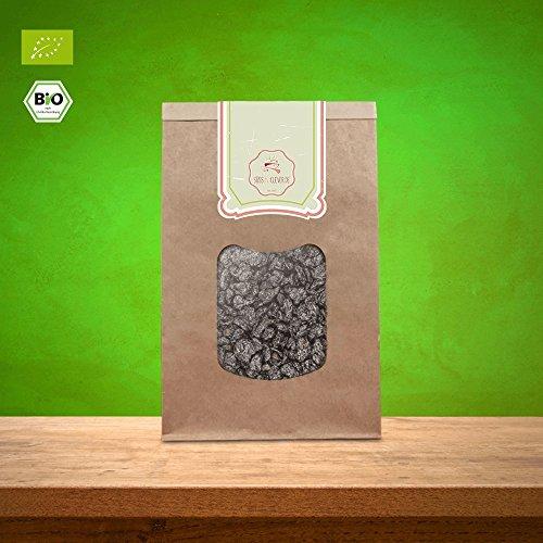 süssundclever.de® Bio Sauerkirschen   ganz   getrocknet   entsteint   1 kg Füllmenge und in ökologisch-nachhaltiger Bio-Verpackung.