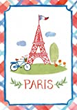 PARIS WATERCOLOUR POCKET JOURNAL