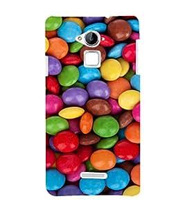 EPICCASE Colorful gems Mobile Back Case Cover For Coolpad Note 3 Lite (Designer Case)