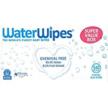WaterWipes Value Pack 9 x 60 per pack by WaterWipes