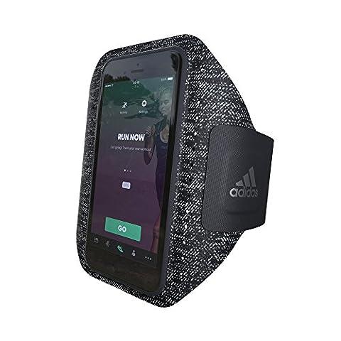 adidas Running - Sport Armband iPhone 7 Black - Sportarmband iPhone 7 / Handy Armband iPhone 7 - Smartphone Armband Handyhülle für Jogging, Laufen, Fitness & Sport usw.
