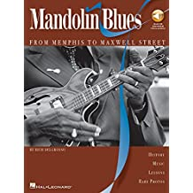 Rich Delgrosso Mandolin Blues From Memphis To Maxwell Street Book/C