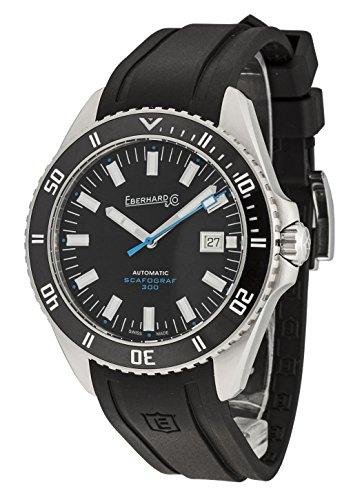 Eberhard & Co–Reloj de pulsera hombre scafograf 300Fecha Automático Analog 41034.2CU