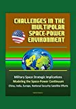 Challenges in the Multipolar Space-Power Environment - Military Space Strategic Implications, Modeling the Space-Power Continuum, China, India, Europe, National Security Satellite Efforts