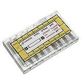 Zantec 8 25mm Gurt Verbindungsstange gelben Aufkleber 270PCS / Box