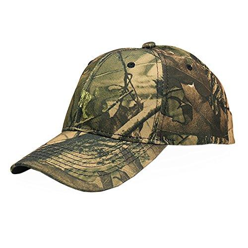 Loveso Kappen Cap Unisex Männer und Frauen Camouflage verstellbare Sun Hat Sport Baseball Cap (B)