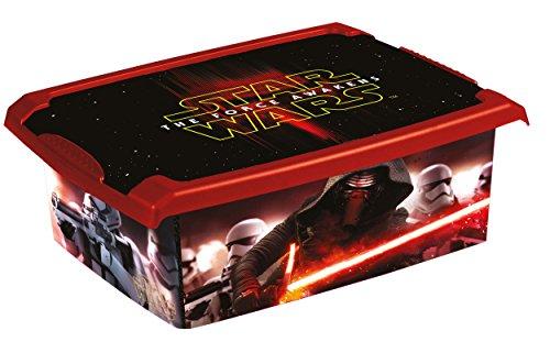 Juego de 2Fashion Box Disney Star Wars 20L + 10L Caja Caja para juguetes