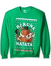 Disney Men's Sweatshirt