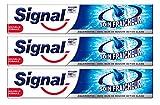 Signal Dentifrice Soin Fraîcheur Aquamenthe 75ml - Lot de 3