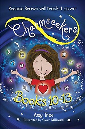 Charmseekers. Books 10-13