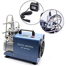 Compresor de aire de alta presión 30Mpa 1800W PCP Airgun Scuba Air Pump Bomba de aire