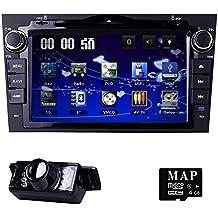 8inch Digital Touch Screen Car Radio 2DIN estéreo en Dash for Honda CRV C de RV Support GPS Navegación Bluetooth Reproductor de DVD CD RDS radio Steering Wheel Control USB Subwoofer AUX Cam de en