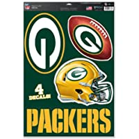 WinCraft Adesivo 10x10cm-NFL Oakland Raiders