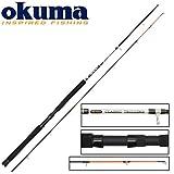 Okuma Trollingrute 240cm 10-20lbs, Angelrute zum Schleppfischen, Schlepprute
