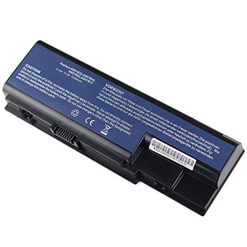 8 Zellen 14.8v 5200mAh Notebook Laptop Akku für Acer Aspire 7520 7520G 7530 7530G 7535G 7540 7540G 7720 7720G 7730 7730G 7735 7735Z 7735ZG AS07B31 AS07B32 AS07B41 AS07B42 AS07B51 AS07B71