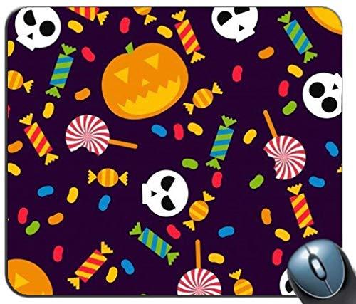 - Gemeinsame Gaming Mouse Pad, Halloween - Party - Modus Maßgeschneiderte rechteckige Anti - Rutsch - Mousepad Gaming Mouse Pad