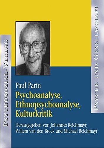 Psychoanalyse, Ethnopsychoanalyse, Kulturkritik. CD-ROM.