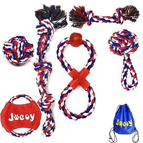 JAUTO Premium Hundespielzeug – Hochwertig aus Baumwolle… | 06938719352780