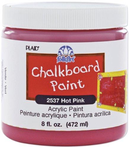 plaidcraft-paint-folkart-chalkboard-paint-8-oz-pink