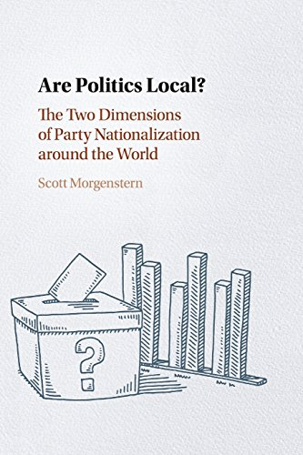Are Politics Local?: The Two Dimensions of Party Nationalization around the World por Scott Morgenstern