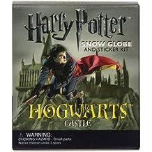 Harry Potter Hogwarts Castle Snow Globe and Sticker Kit (Running Press Mini Kit) by Running Press (2013-03-21)