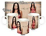 MasTazas Megan Fox C Tasse Mug