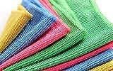 Microfibre Cloth 3M Pack of 4 Colour