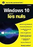 """Afficher """"Windows 10 pour les nuls"""""""
