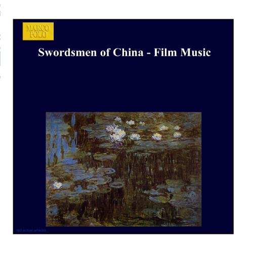 Swordsmen of China - Film Music (Ping Film)
