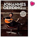 Johannes Oerding Songbook - sein erstes Songbuch mit 16 Titeln für Klavier, Gesang und Gitarre arrangiert - Notenbuch m