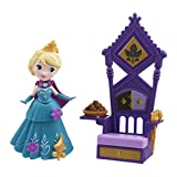 Disney Frozen Little Kingdom Spielfigur ELSA mit Thron