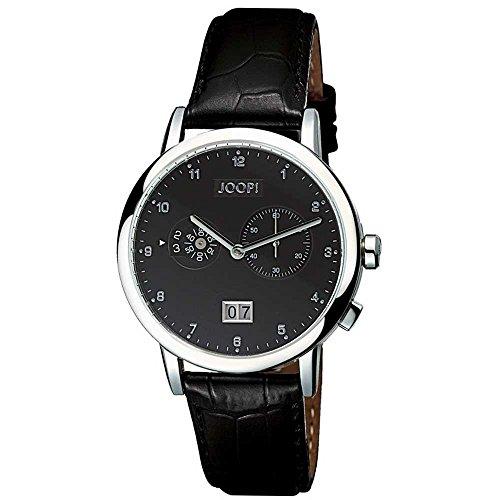 Joop! Men's Quartz Watch JP100071001U-B0013BGER8 with Leather Strap