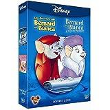 Les aventures de Bernard et Bianca + Bernard et Bianca au pays des kangourous - Coffret 2 DVD