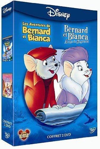 les-aventures-de-bernard-et-bianca-bernard-et-bianca-au-pays-des-kangourous-coffret-2-dvd