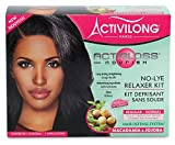 Activilong Actigloss Nourish Kit Défrisant sans soude Macadamia et Jojoba Normal Regular