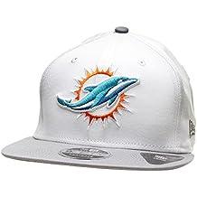 New Era Mujeres Gorras / Gorra Snapback Contrast Crown Miami Dolphins