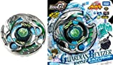 Beyblade ZERO G - Shogun Steel - GUARDIAN Revizer BBG-10 de Takara Tomy / Sono Kong avec nouveau lanceur