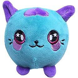 sunhoyu Mochi Squishys Spielzeug, 10 cm Dekompression Squeeze Spielzeug Plüsch Cartoon Tier Langsam Rebound Stressabbau Weihnachtsferien Geschenk