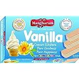 R B Mangharam Foods Cream Wafers Vanilla (60g) - Pack of 3