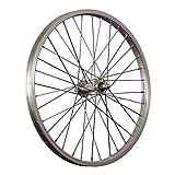 Taylor-Wheels 20 Zoll Vorderrad Büchel Alufelge/Vollachse - Silber