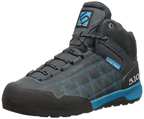 Five Ten - - Guide Tennie mi Trailrunning Chaussures pour hommes Caribbean Sea/Solid Grey
