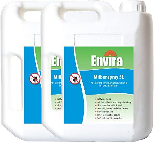 ENVIRA Anti-Milbenspray 2x5Ltr