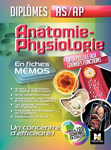Anatomie - Physiologie - Aide-Soignant - Auxiliaire de puériculture - DEAS - DEAP