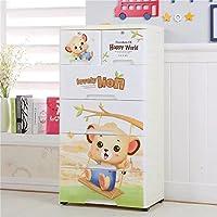 Golden Phoenix Kids Plastic Cupboard