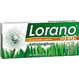 Lorano akut, 20 St. Tabletten