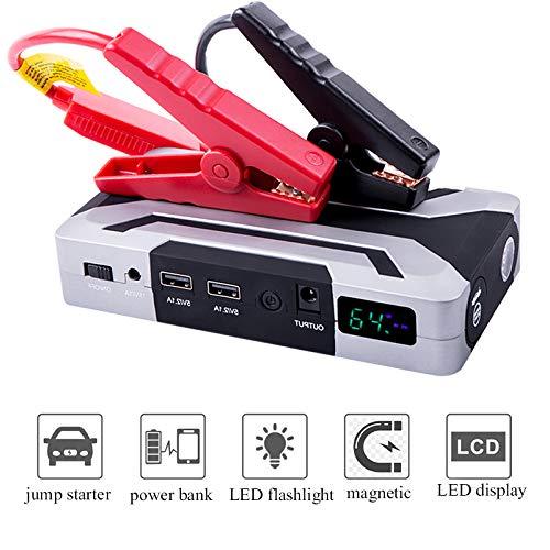ZUEN 1200A Autobatterie Starthilfe 12 V Tragbare Auto Booster Ladegerät Booster Energienbank Startvorrichtung Auto Starter