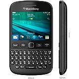 'Blackberry 9720QWERTY Smartphone clair libre de 2.8(HTML, SMS, MMS, email, 512Mo de RAM, appareil photo 5MP, navigateur, im, Blackberry os 7.1) Noir