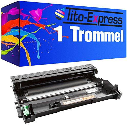 Preisvergleich Produktbild PlatinumSerie® Trommel XXL Black kompatibel für Brother DR-2200 Fax 2840 Fax 2845 Fax 2940 Fax 2950 HL-2130 HL-2130 R HL-2132 HL-2132 R HL-2135 W