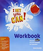 Anglais 6e cycle 3 A1-A2 I bet you can! - Workbook de Michelle Jaillet