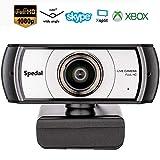 Spedal Webcam Grandangolare Full HD 1080P per Conferenza d'Affari PRO Webcam con...